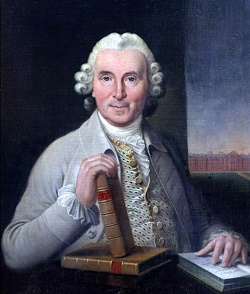 Photo of James Lind