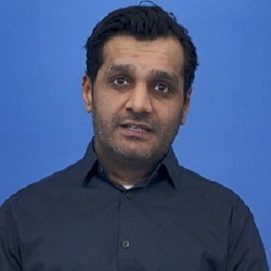 Peter Singh (Mr Nadim in BBC Drama Three Girls)