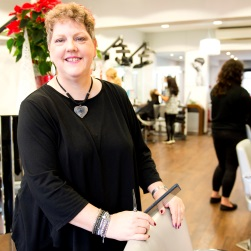 Milton Keynes hairdresser praises research after breast cancer diagnosis