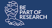 Be Part of Research logo